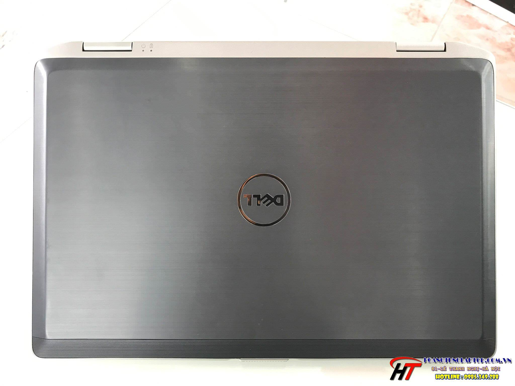 Laptop Dell Latitude E6420 cũ 5