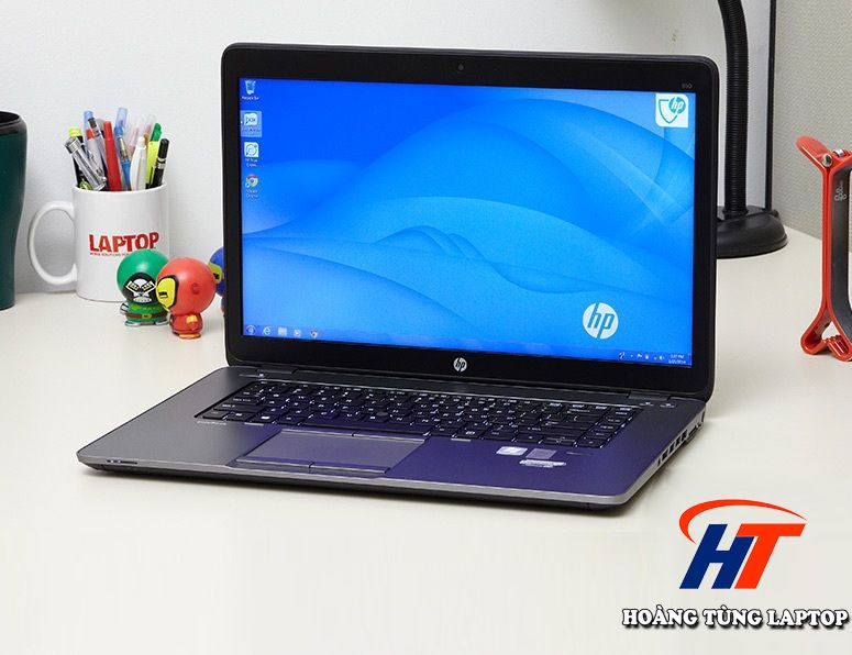 Laptop cũ HP Elitebook 850 G1 (Core i5 4300U, 4GB, 250GB, AMD Radeon 8750M, 15.6 inch)
