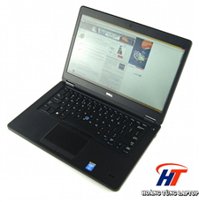Laptop Dell Latitude E5450 (Core i5 5300U, 4GB, SSD120GB , Intel HD Graphics 5500, 14.0 inche)