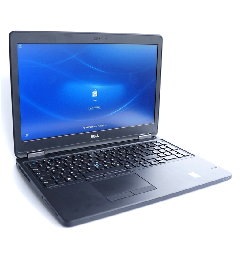 Laptop Dell Latitude E5550 (Core i5 5300U, 4GB, HDD250GB , Intel HD Graphics 5500, 15.6 inche)