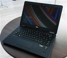 Laptop Dell Latitude E7250 cũ (Core i5 5300U, 4GB, SSD120GB, Intel HD Graphics 5500 , 12.5 inche)