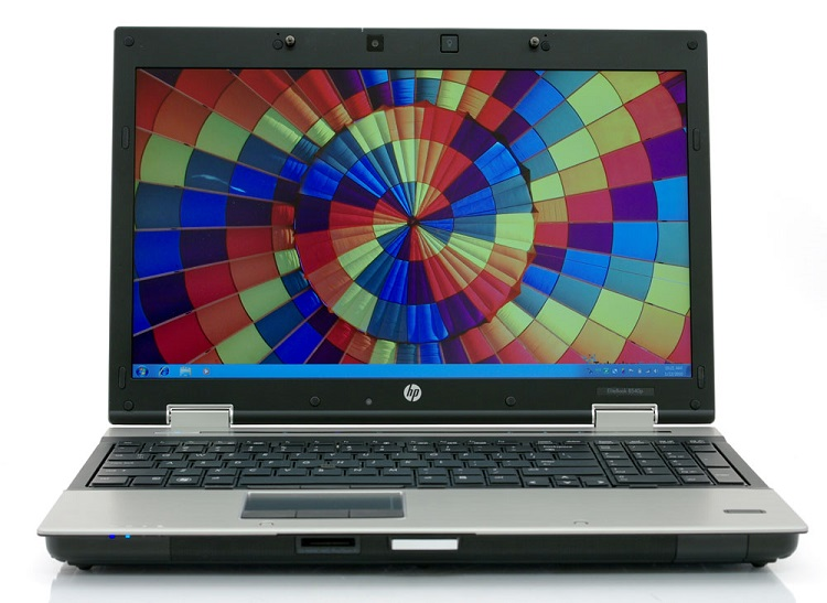 Laptop HP Elitebook 8540p cũ (Core i5 540M, 4GB, 250GB, NVS 3100M, 15,6 inches)
