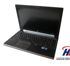 Laptop HP Elitebook 8560W cũ (Core i7 2720QM, 4GB, 320GB, Nvidia Quadro 1000M 2GB, 15,6 inch)