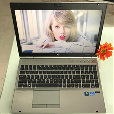 Laptop HP Elitebook 8570p cũ (Core i5 3320M, 4GB, 250GB, Intel HD Graphics 4000, 15.6 inch)